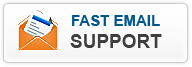 Fast Email Support